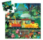 Formadobozos puzzle - Lokomotív