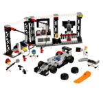 LEGO SPEED CHAMPIONS: McLaren Mercedes boksz 75911