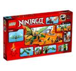 LEGO NINJAGO A Zöld NRG sárkány