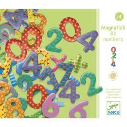Mágneses számkészlet - Számok