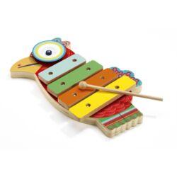Játékhangszer - Cintányér és xilofon