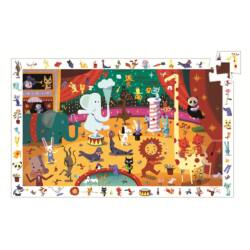 Cirkusz - 35 db-os puzzle