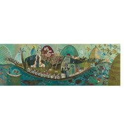 Költői hajó - 350 db-os puzzle
