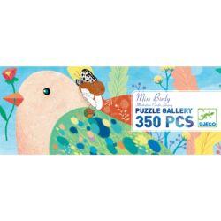 Művész puzzle - Leány és a madár