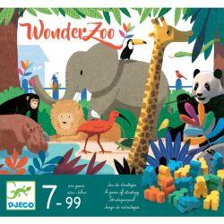 Társasjáték - Csodállatkert