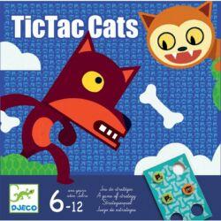 Társasjáték - Tiki-taki macskák