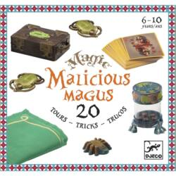 Bűvészkészlet - Malicious magus - 20 trükk