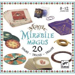 Bűvészkészlet - Mirabile magus - 20 trükk