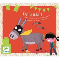 Hi!Han! -ügyességi társasjáték gyerekzsúrra