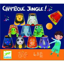 Dzsungeles Célbadobás_ Chamboul Jungle