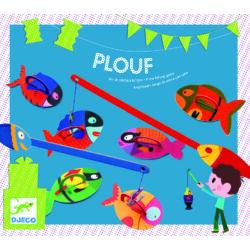Plouf -  horgászós játék