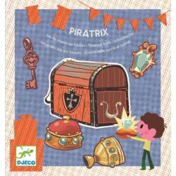 Piratrix -Társasjáték fiúknak