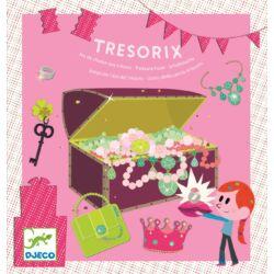 Tresorix_Társasjáték lányoknak
