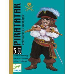 Taktikai kártyajáték - Piratatak