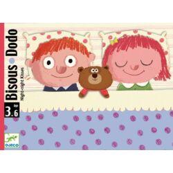 Bisous Dodo - Jó éjt puszi - kártyajáték