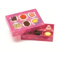 Sütemény kollekció - Pastry set