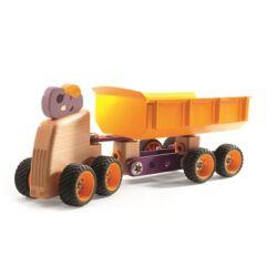 Teherautó (nyerges) - Jumbo John