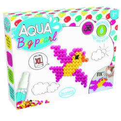 Aqua BIG Pearl gyöngyépítő készlet - kismadár