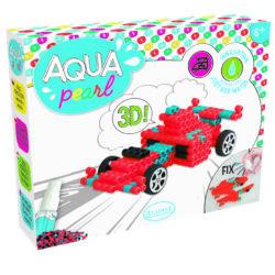 Aqua Pearl gyöngyépítő készlet - Forma 1 versenyautó