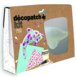 Mini Décopatch készlet - Delfin