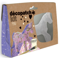 Mini Décopatch készlet - Ló