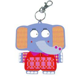 Pix' keresztszemes hímző készlet - Barnabé kulcstartó
