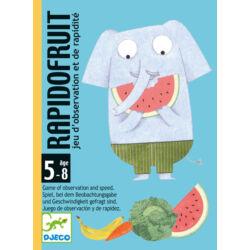 Kártyajáték: Rapido fruit