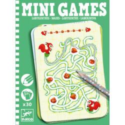 Mini játékok : Labirintusok