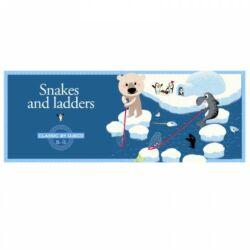 Klasszikus társasjáték : Kígyók és létrák