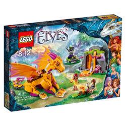 LEGO ELVES: A tűzsárkány lávabarlangja