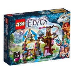 LEGO ELVES: Elvendale sárkányiskola