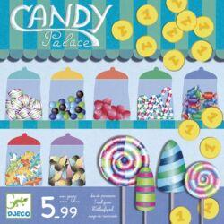 Candy Palace - cukorkás taktikai játék