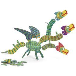 Építőjáték - Volubo sárkány - Dragon