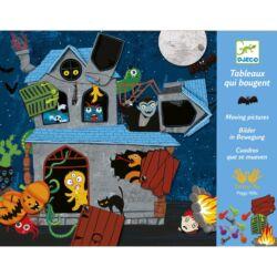 Kísértetek háza - mozgó képkészítés Halloweenre is
