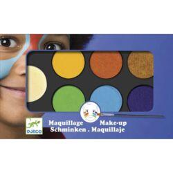 arcfesték természetes színek