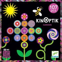 Optikai puzzle - Kert - Kinoptik Garden - 107 db-os