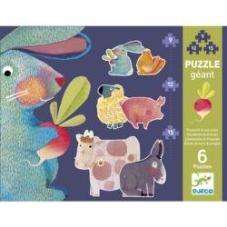 Óriás puzzle - Pitypang és barátai - Dandelion & friends