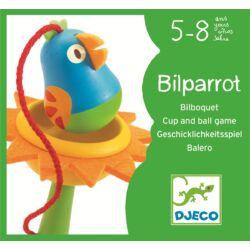 Kapd el a papagájt ! -ügyességi játék