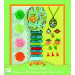 Gyöngyök és gyümölcsök _ Ékszerkészítő lányoknak