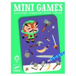 Mini játékok : Mi hiányzik ?_fiúknak