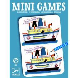 Mini játékok : Eltérések fiúknak