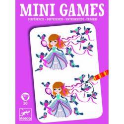 Mini játékok : Eltérések lányoknak