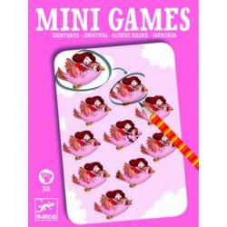 Mini játékok : Megegyező párok_ lányoknak