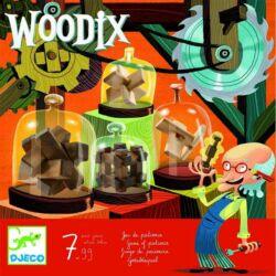 Woodix - Fa logikai készlet
