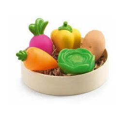 Zöldségek - szerepjáték