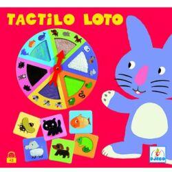 Simogatós állatok - Tactilo Loto