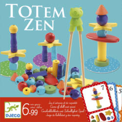 Totem Zen_társasjáték