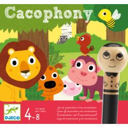 Cacophony_kooperatív társasjáték