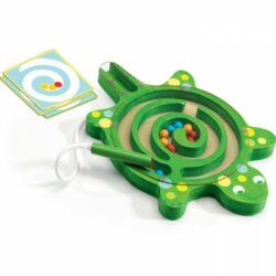 Teknős spirál játék