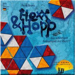 Hexx és Hopp, társasjáték - Drei Hasen